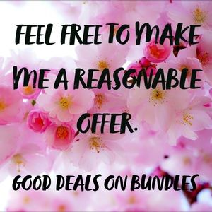 Make an offer! 👗👠